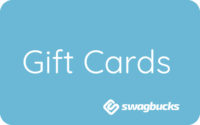 Free Gift Cards from Swagbucks