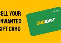 Sell Subway Gift Card